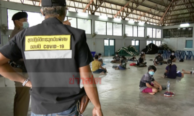 4 pregnant women among 32 human trafficking victims dumped in forest in southern Thailand | Thaiger