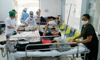 Bà Rịa – Vũng Tàu: Hơn 100 người ngộ độc nhập viện sau bữa tiệc hải sản | The Thaiger