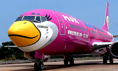 Nok Air will survive despite bankruptcy: CEO | The Thaiger