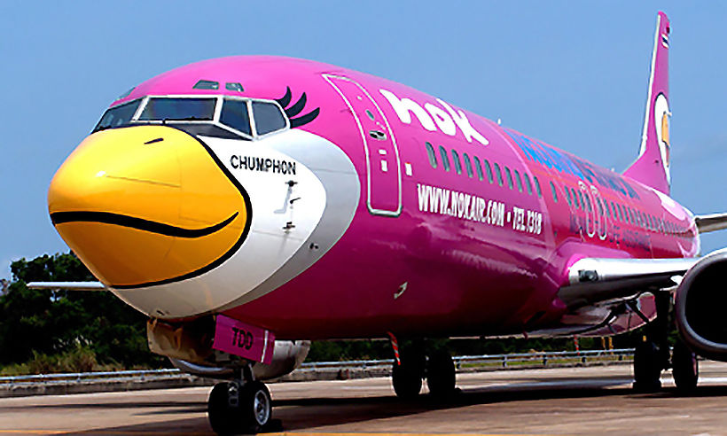 Nok Air will survive despite bankruptcy: CEO   Thaiger