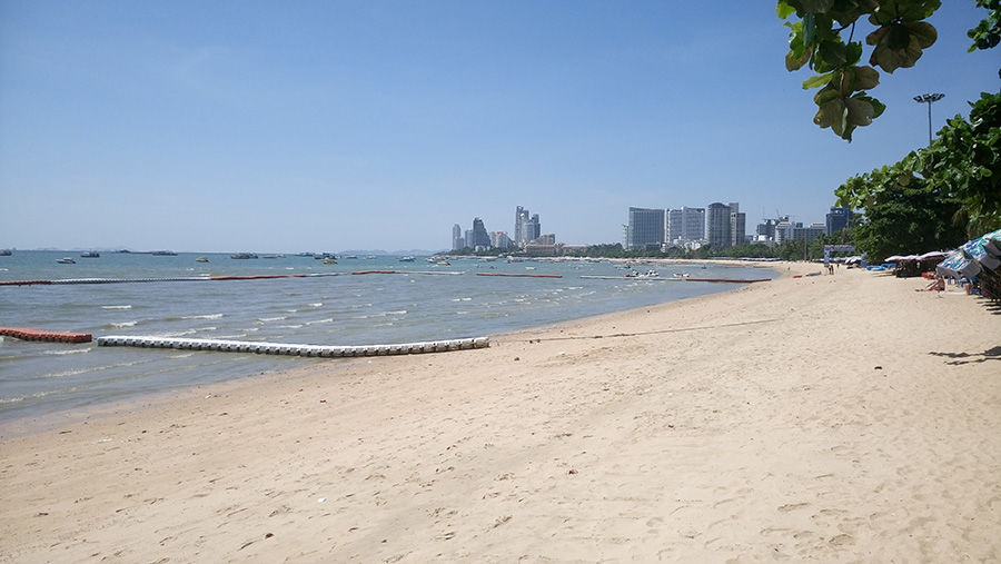 Indian national drowns while swimming at Pattaya beach | Thaiger