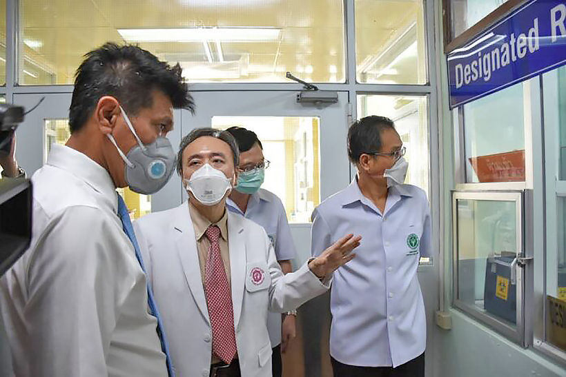 Hospital director proposes importing overseas Covid-19 patients for treatment | Thaiger