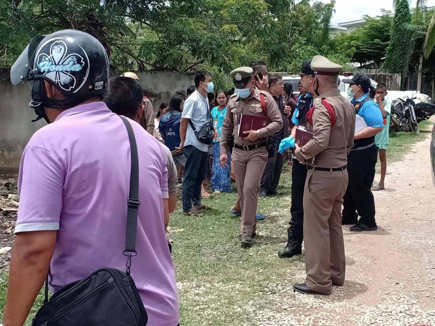 5 year old Burmese girl raped, murdered in Tak | The Thaiger