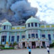 Major Pattaya tourist attraction Sukhawadee House gutted by fire | Thaiger