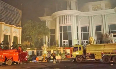 Pattaya's Sukhawadee House burns… AGAIN – VIDEO | Thaiger