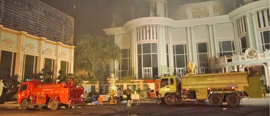 Pattaya's Sukhawadee House burns… AGAIN – VIDEO | Thaiger