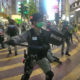 HK man arrested for allegedly stabbing officer in security law protests | The Thaiger