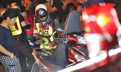 Thousands arrested nationwide for illegal motorbike racing | Thaiger