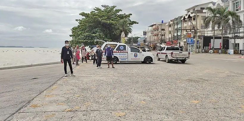 Body of unidentified Asian man found floating off Pattaya's Koh Sak | Thaiger