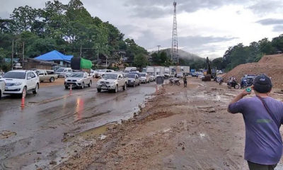 Chiang Mai-Chiang Rai highway closed by flooding again – VIDEO | Thaiger