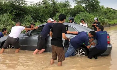 Pattaya mayor on the defensive over recent floods | Thaiger