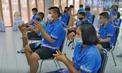 Pattaya students get toilet training | Thaiger