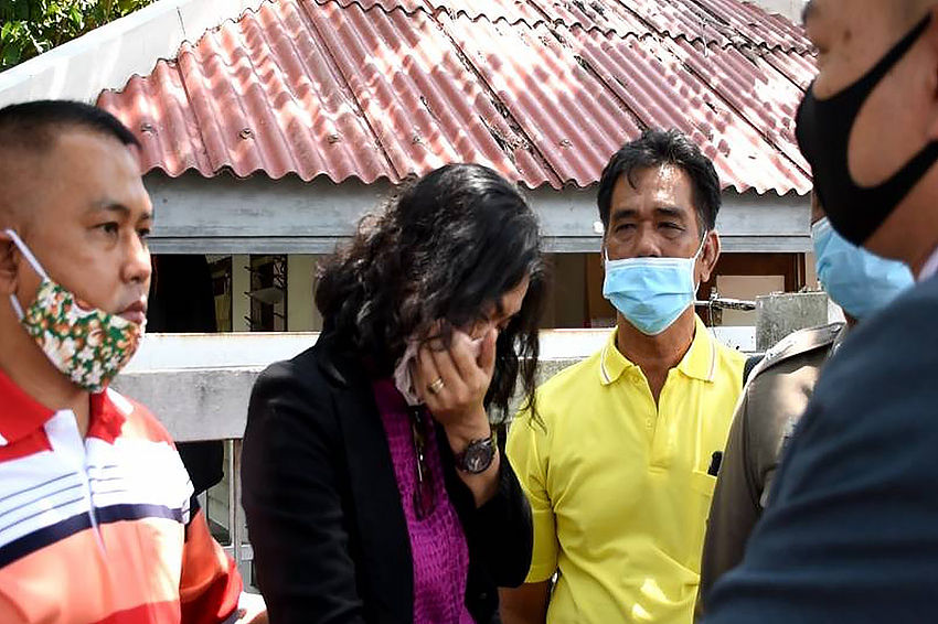 Life sentence for man who ran over his neighbour reduced to 25 years – VIDEO | Thaiger