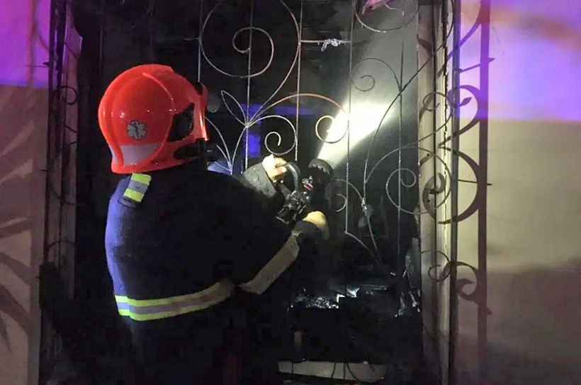 Pattaya woman, infant son escape house fire unharmed - VIDEO | News by Thaiger
