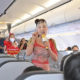 """Thai Vietjet passengers treated to surprise """"concert in the sky"""" 