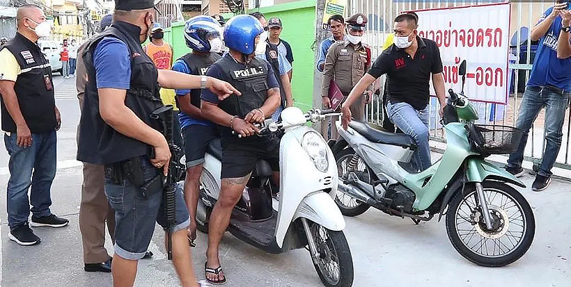 Pattaya police say insults led to fatal shooting | News by Thaiger