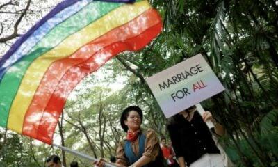 UPDATE: Thai Cabinet approves civil partnership bill | Thaiger