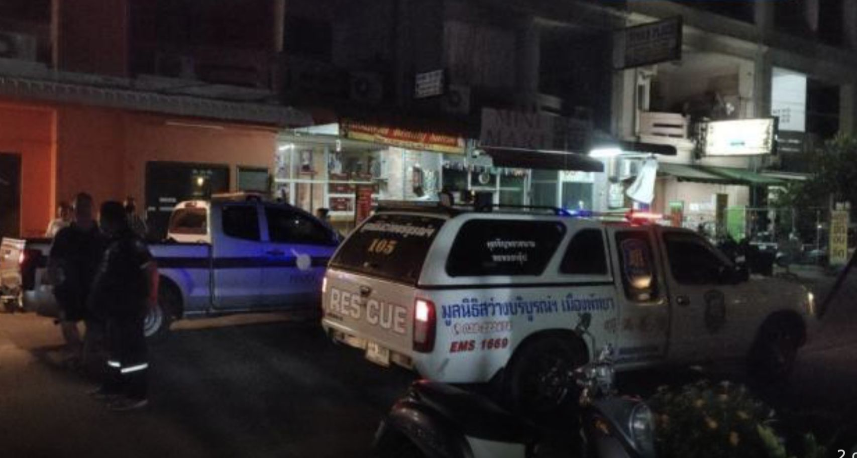 Russian man found hanged in Pattaya shophouse | The Thaiger