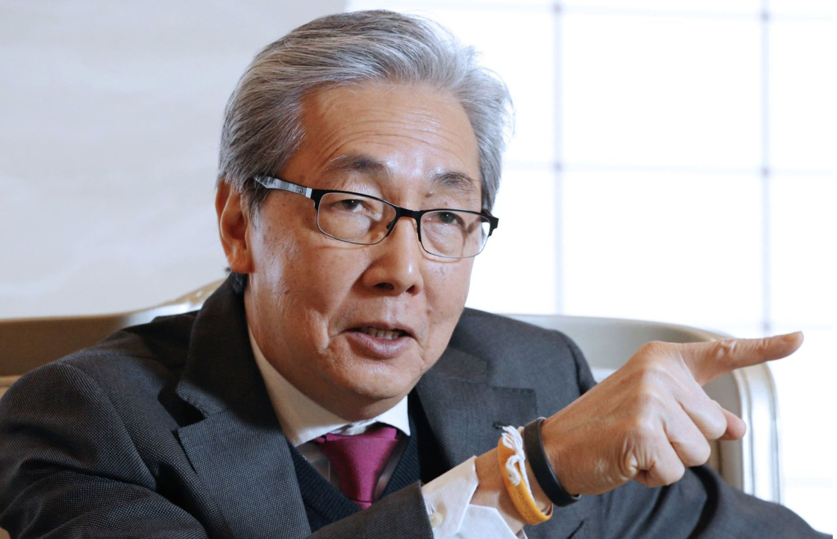"""""""I already lost heart years ago"""" – Thailand's economic Tzar ponders his fate 