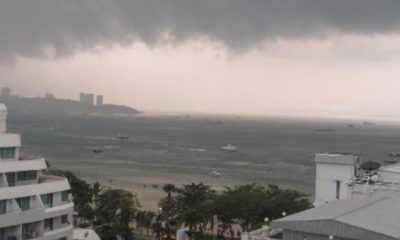 Chon Buri and eastern provinces brace for heavy localised rain storms | The Thaiger