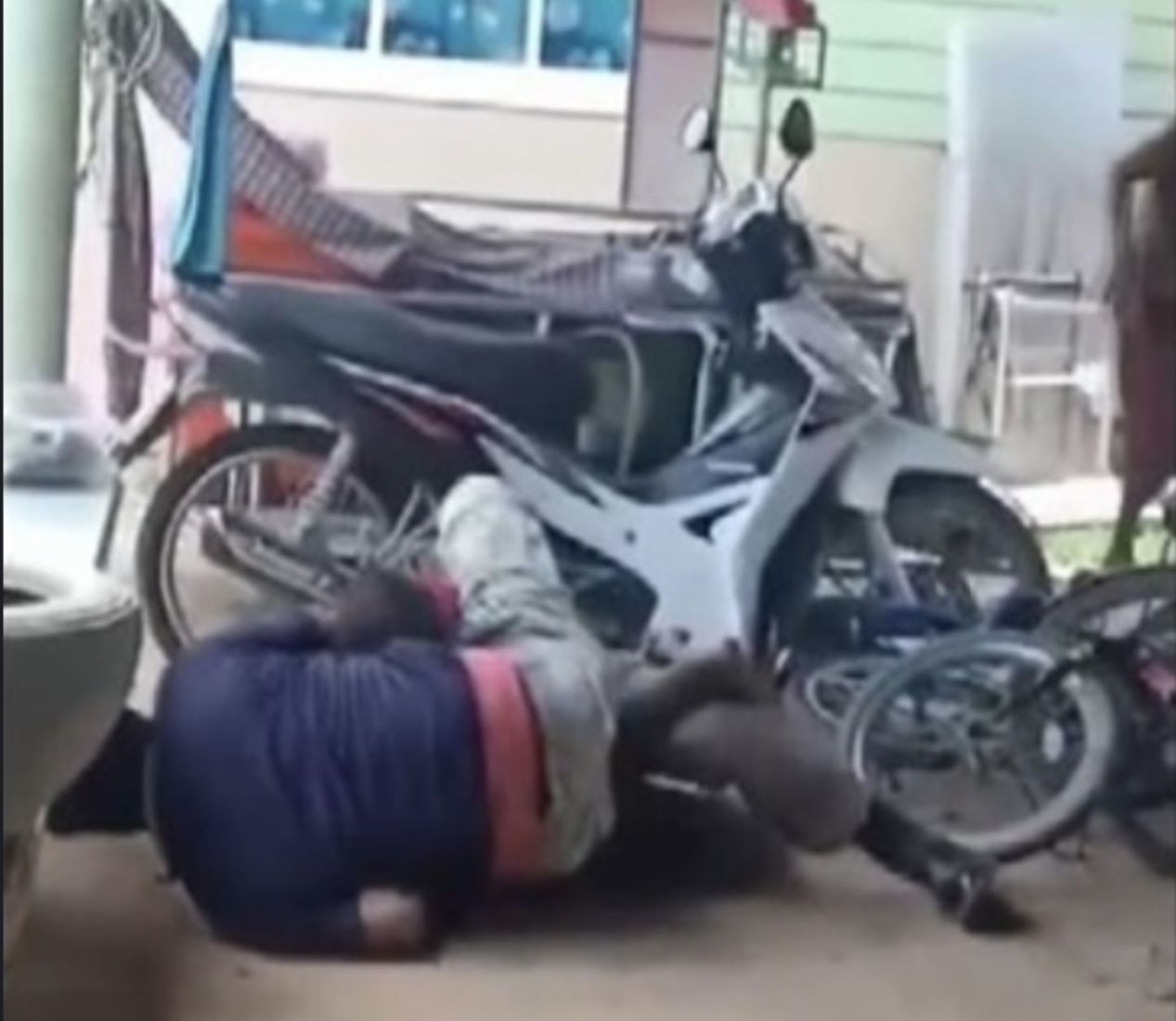 Buriram policeman charged over shooting of neighbour | The Thaiger