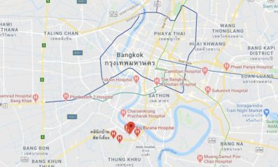 CCSA quashes reports of a new Covid-19 case in Bangkok | The Thaiger