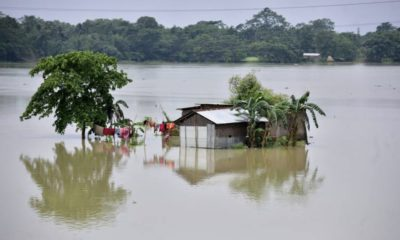 Floods ravage north-eastern India and southern Nepal | Thaiger