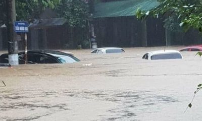 5 killed during heavy flooding in northern Vietnam | The Thaiger
