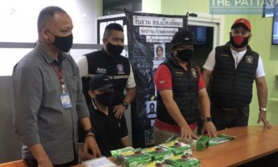 Pattaya police seize 8 kilograms of crystal methamphetamine in Bangkok | Thaiger
