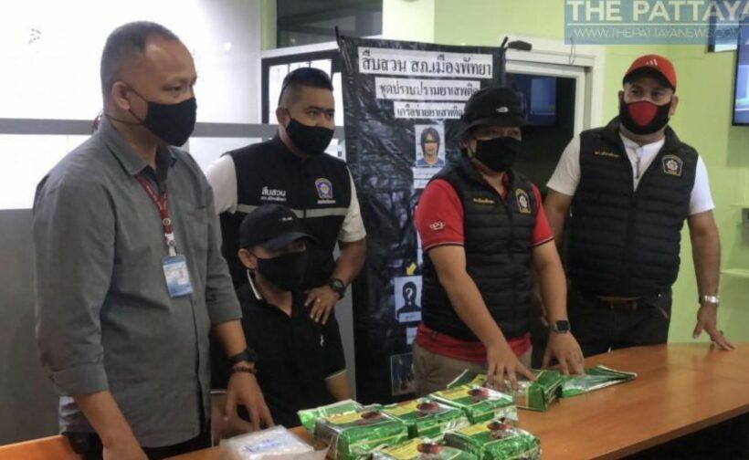 Pattaya police seize 8 kilograms of crystal methamphetamine in Bangkok | Thaiger