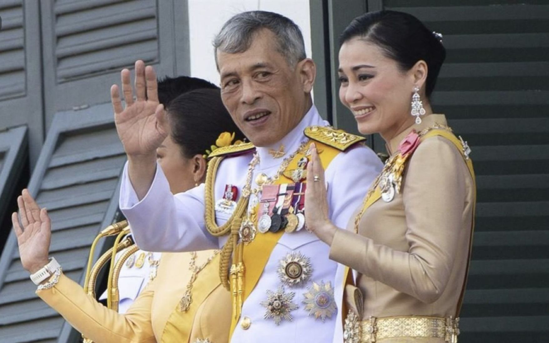 Best wishes to HM King of Thailand on this auspicious occasion | Thaiger
