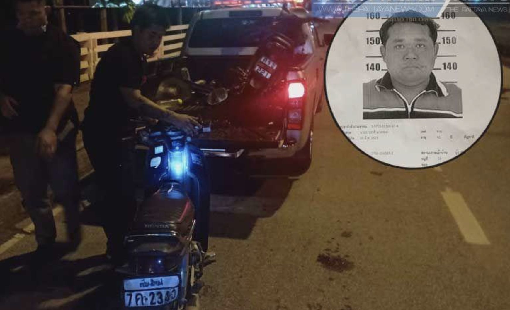 """Key witness in the Vorayuth """"Boss"""" Yoovidhya case dies in motorbike incident 