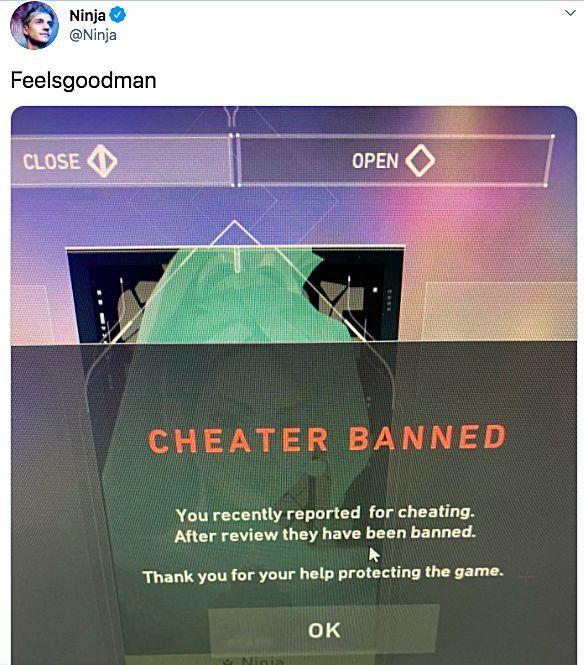 Game thủ ủng hộ tính năng báo cáo thành công Hacker trong VALORANT   News by Thaiger