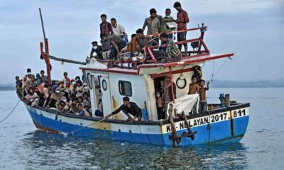 Rohingya boat incident leaves 24 feared dead off Malaysian coast | Thaiger