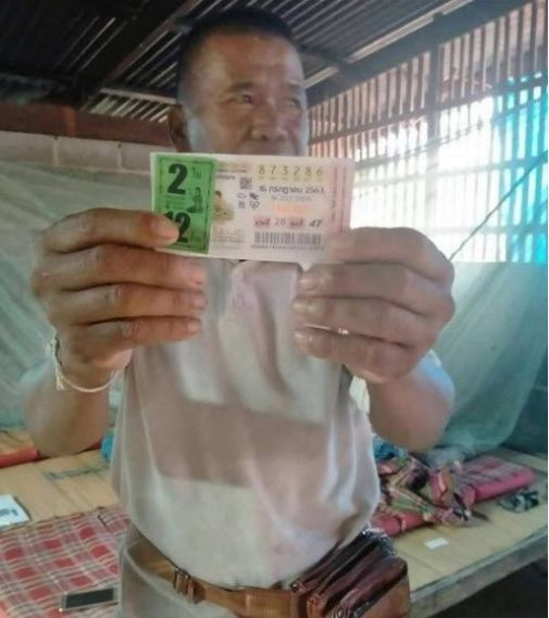 Congratulations! Winners of yesterday's Thai lottery draw | News by Thaiger