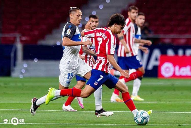 Highlights trận Atletico Madrid vs Mallorca (vòng 34 La Liga): Cẩn thận cho chiếc vé dự C1 | News by Thaiger