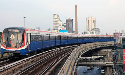 Thai government extends contact-tracing app to Bangkok metro, Skytrain services | Thaiger