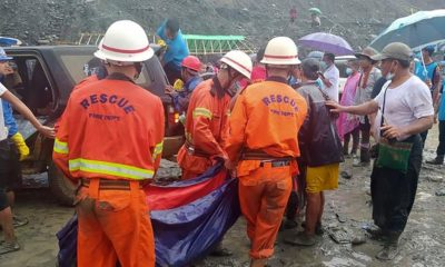 113 bodies recovered in Myanmar jade mine mudslide | The Thaiger