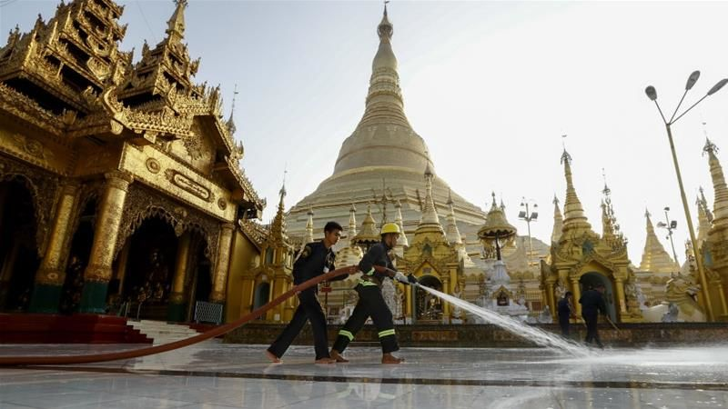 Myanmar puts a hold on international flights until at least October | Thaiger