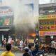 TP. HCM: Hỏa hoạn tại quán cơm khiến 7 người bị mắc kẹt | The Thaiger