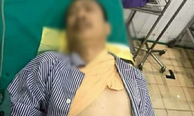 Quảng Ninh: Con trai chém cổ bố rồi đóng cửa cố thủ   Thaiger