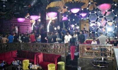 Quảng Trị: Công an đột kích quán bar lúc rạng sáng, bắt quả tang trăm người đang bay lắc | Thaiger