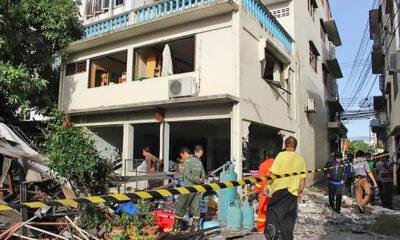 Ratchaburi explosion injures 4   Thaiger