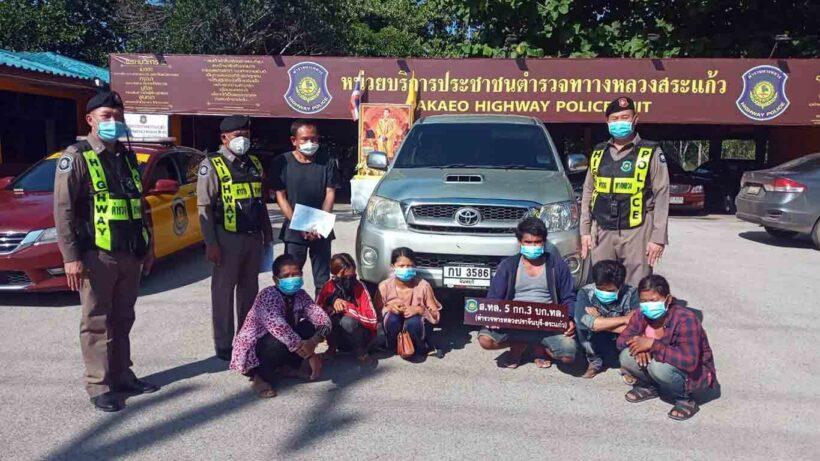 Migrants seek to return to Thailand after lockdown   Thaiger