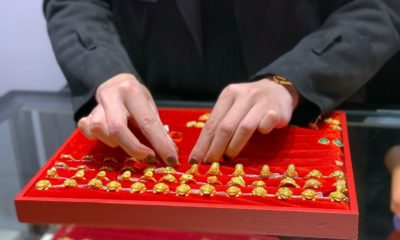 Giá vàng hôm nay: Leo đỉnh sau 9 năm, đua nhau chốt lời | Thaiger