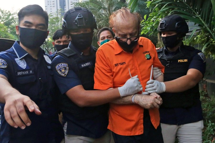Frenchman in Indonesia may face death by firing squad after child abuse charges | Thaiger