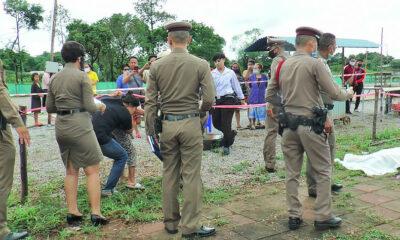 Man arrested for triple fatal shooting in Nakhon Phanom | Thaiger