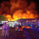 Old Bangkok market damaged by large fire   The Thaiger