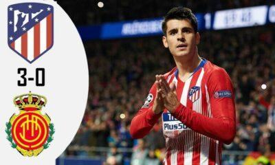 Highlights trận Atletico Madrid vs Mallorca (vòng 34 La Liga): Cẩn thận cho chiếc vé dự C1 | The Thaiger