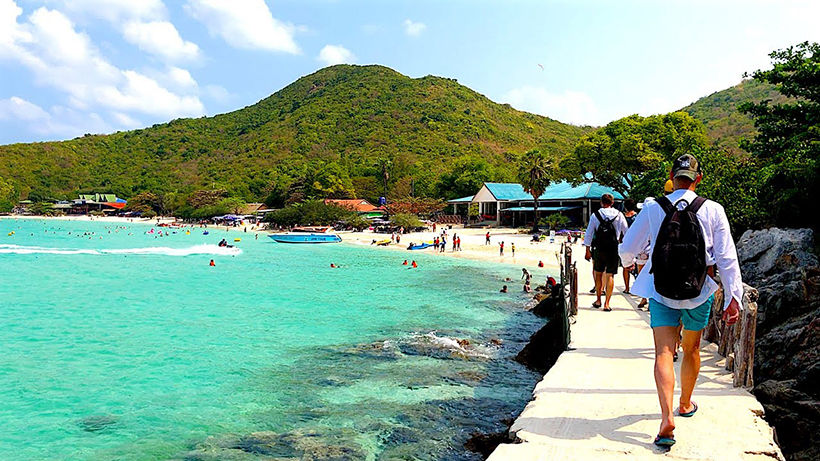 """Koh Lan to get """"neo"""" branding to attract tourists 